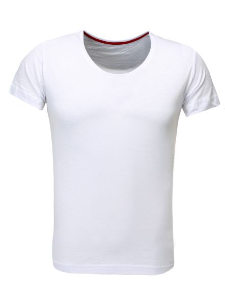 Young & Rich T-Shirt Basic white